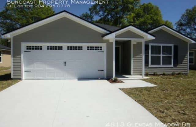 4513 Glendas Meadow Dr - 4513 Glendas Meadow Drive, Jacksonville, FL 32210