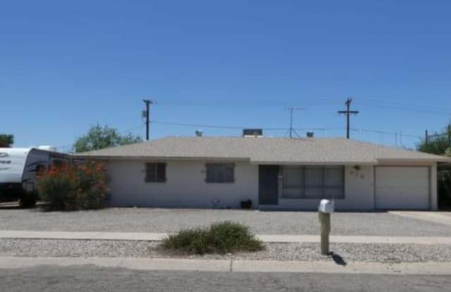 618 S Grinnell Ave - 618 South Grinnell Avenue, Tucson, AZ 85710