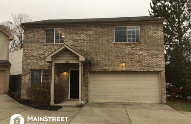 5042 Clarkson Drive - 5042 Clarkson Drive, Indianapolis, IN 46254