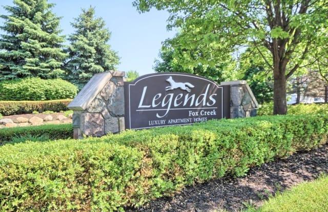 Legends Fox Creek - 4855 Fox Creek, Oakland County, MI 48346