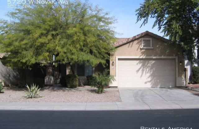 5720 W Novak Way - 5720 W Novak Way, Phoenix, AZ 85339