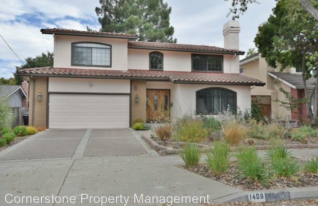 1408 Miller Ave - 1408 Miller Avenue, San Jose, CA 95129