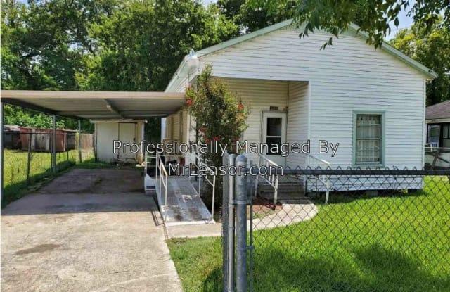 4622 FALLS ST - 4622 Falls Street, Houston, TX 77026