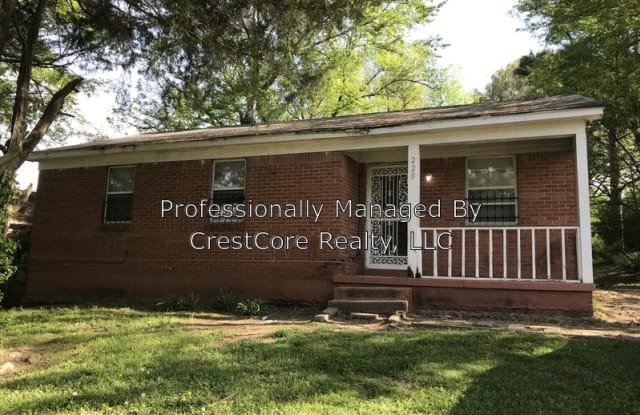 220 Vernelle Ave - 220 Vernelle Avenue, Memphis, TN 38109