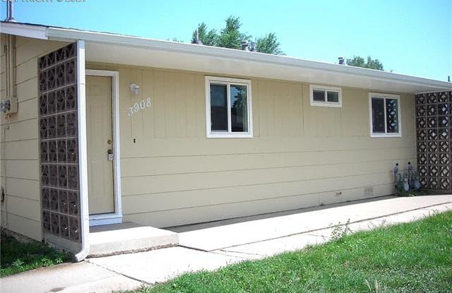 3908 E Pikes Peak Avenue - 3908 East Pikes Peak Avenue, Colorado Springs, CO 80909
