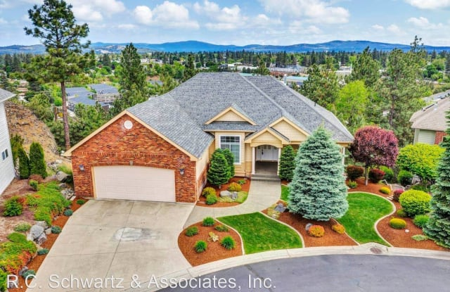 6806 N. East Bluff CT - 6806 North East Bluff Court, Spokane, WA 99208
