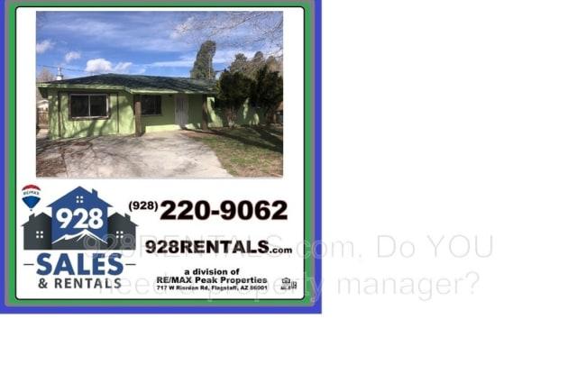 3203 N Monte Vista Dr - 3203 North Monte Vista Drive, Flagstaff, AZ 86004