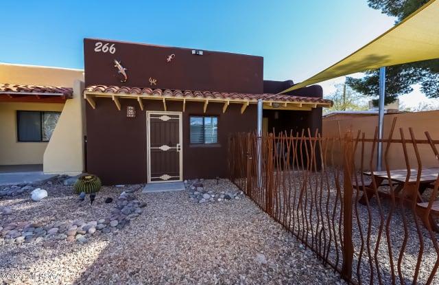 266 E Dorothy Lane - 266 East Dorothy Lane, Tucson, AZ 85705