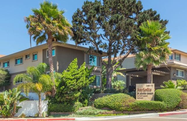 Elán Baylofts - 1450 Pacific Beach Drive, San Diego, CA 92109