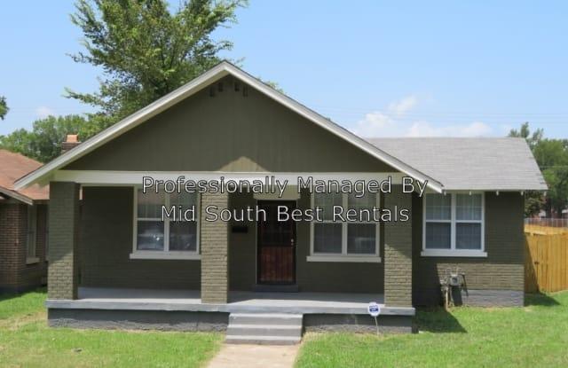 933 N. McNeil (Vollintine-Evergreen) - 933 North Mcneil Street, Memphis, TN 38107