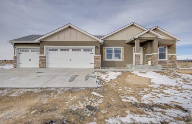 1421 North Chuckwagon Lane - 1421 North Chuckwagon Lane, Pueblo West, CO 81007