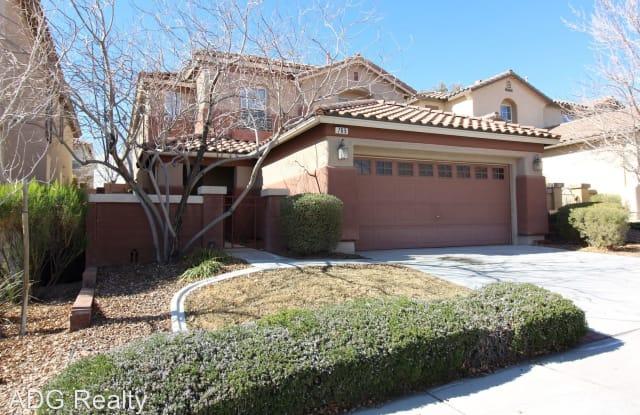 765 La Tosca St. -Las Vegas- - 765 La Tosca Street, Las Vegas, NV 89138