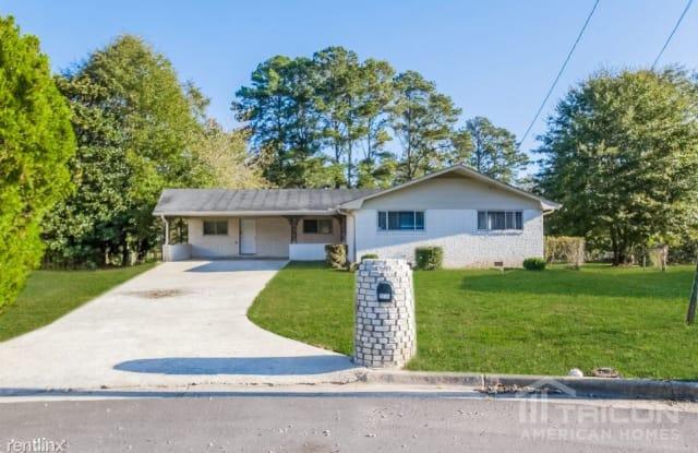 3735 Morning Creek Drive - 3735 Morning Creek Drive Southwest, Fulton County, GA 30349