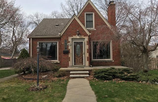 415 N MILDRED Street - 415 Mildred Street, Dearborn, MI 48128