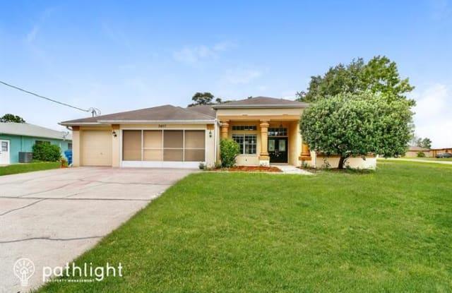 3607 Dothan Avenue - 3607 Dothan Avenue, Spring Hill, FL 34609