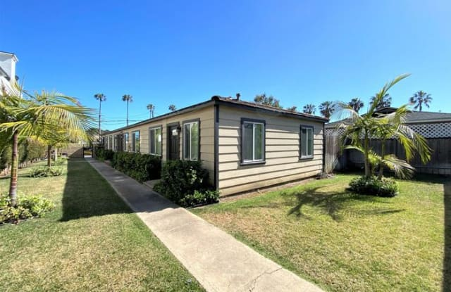 1617 Hornblend Street - 1617 Hornblend Street, San Diego, CA 92109
