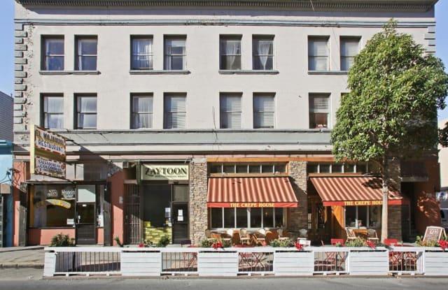 1128 Valencia - 1128 Valencia Street, San Francisco, CA 94110