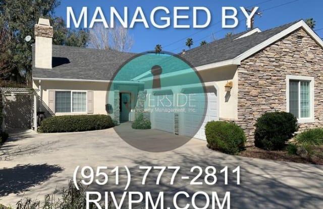 3111 Redwood Drive - 3111 Redwood Drive, Riverside, CA 92501