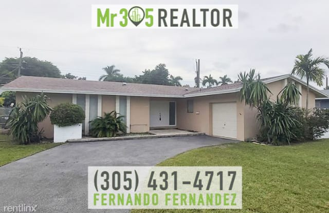 8240 SW 47th Ter - 8240 Southwest 47th Terrace, Olympia Heights, FL 33155