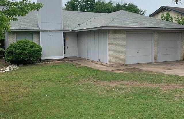 5916 Wagon Bnd - 5916 Wagon Bend Trail, Austin, TX 78744