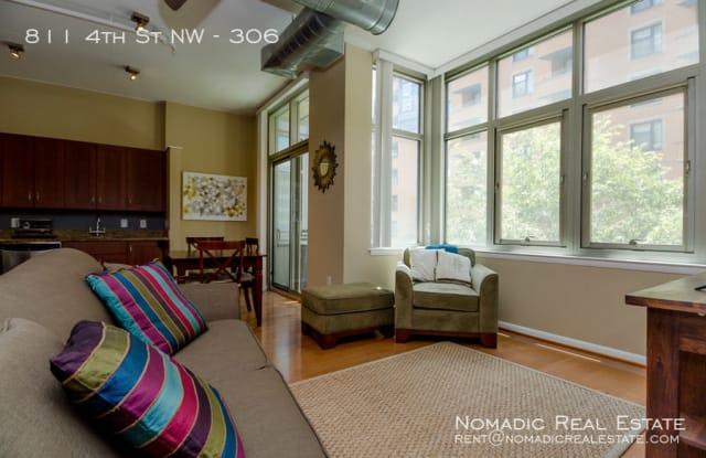 811 4th St NW Unit 306 - 811 4th Street Northwest, Washington, DC 20001