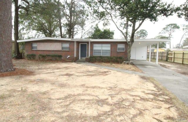3865 WINONA DR - 3865 Winona Drive, Pensacola, FL 32504