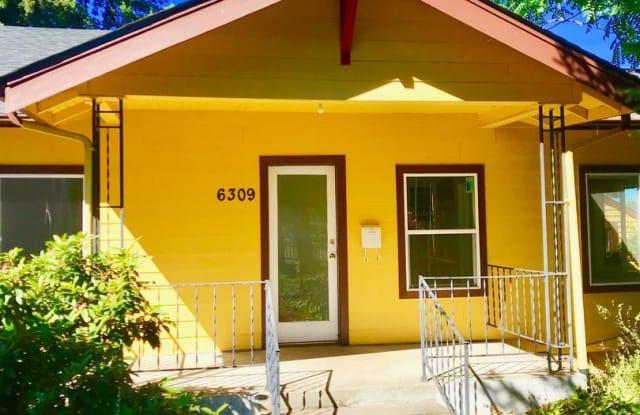 6309 SE Woodstock Blvd. - 6309 Southeast Woodstock Boulevard, Portland, OR 97206