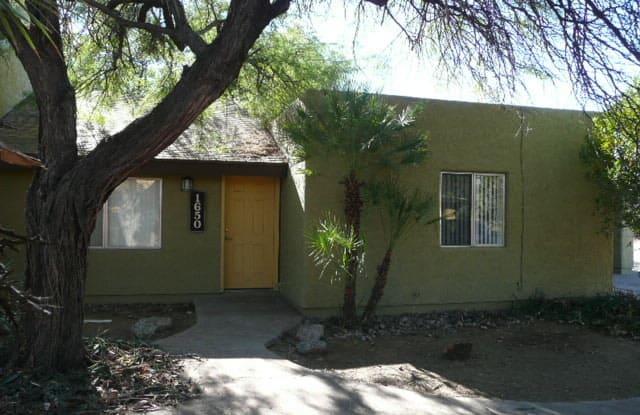 1672 N Belvedere Avenue - 1672 North Belvedere Avenue, Tucson, AZ 85712