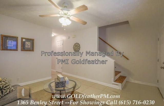 1365 Benley Street - 1365 Bentley Street, Murfreesboro, TN 37130