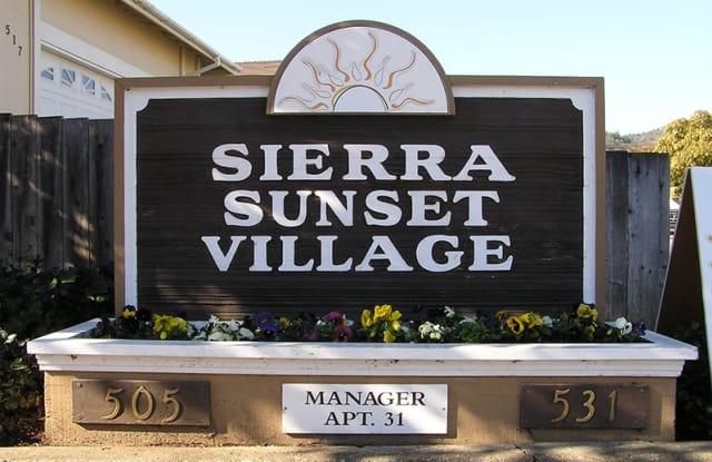 Sierra Sunset Village - 515 Capps Lane, Ukiah, CA 95482