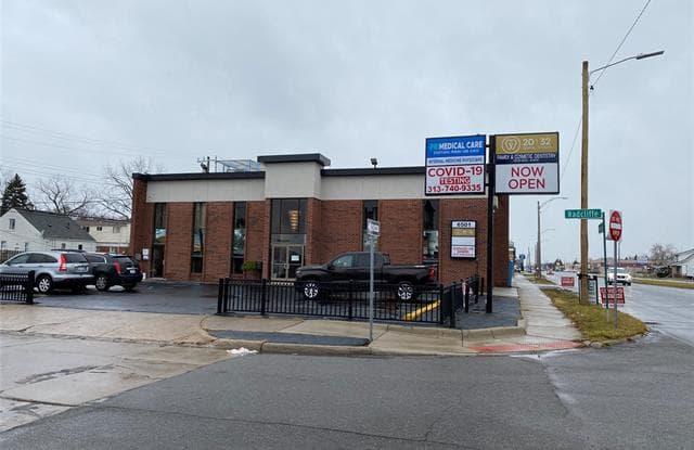 6501 GREENFIELD Road - 6501 Greenfield Road, Detroit, MI 48228