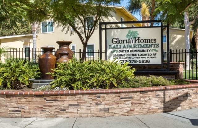 Gloria Homes Apartments - 4928 W Martin Luther King Jr Blvd, Los Angeles, CA 90016