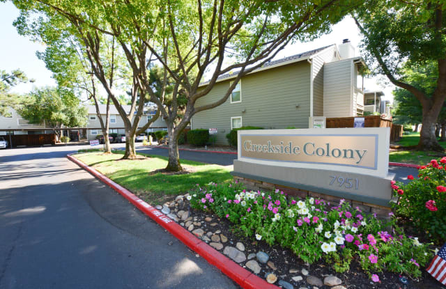 Creekside Colony - 7951 Kingswood Dr, Citrus Heights, CA 95610