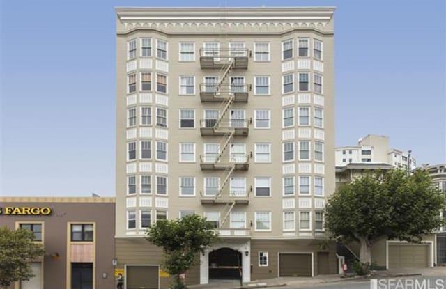 2380 California Street Apartments - 2380 California Street, San Francisco, CA 94115