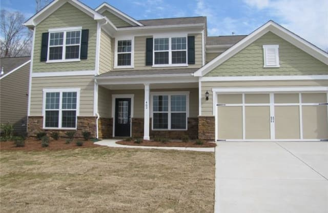 462 Spring View Drive - 462 Spring View Dr, Cherokee County, GA 30188