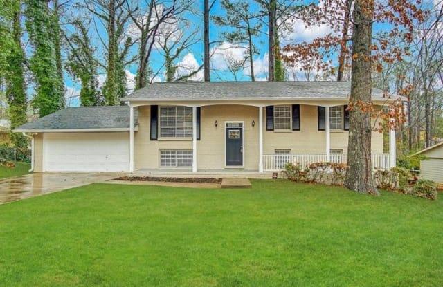 1440 Cedar Ridge Court - 1440 Cedar Ridge Court, DeKalb County, GA 30083