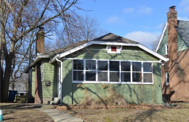 5144 Winthrop Avenue - 5144 Winthrop Avenue, Indianapolis, IN 46205