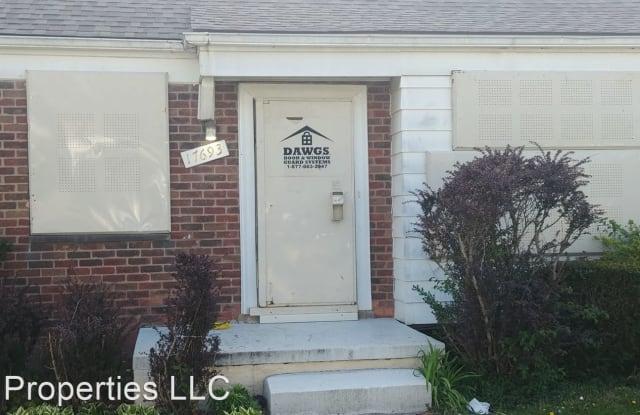 17693 Greenview St. - 17693 Greenview Avenue, Detroit, MI 48219