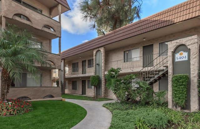 Villa Del Sol Apartments - 5474 Reservoir Dr, San Diego, CA 92120
