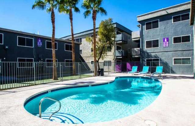Skyline Parc - 3675 Cambridge St, Las Vegas, NV 89169