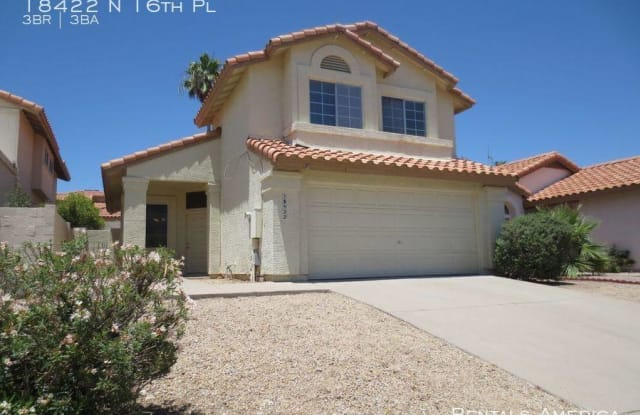 18422 N 16th Pl - 18422 North 16th Place, Phoenix, AZ 85022