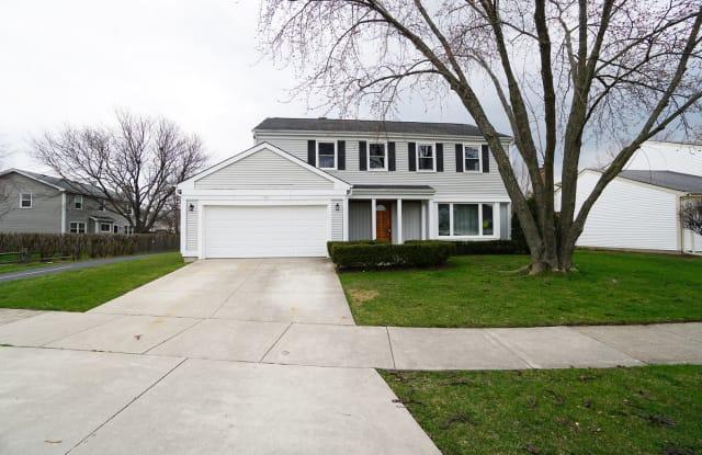 1521 Brandywyn Lane - 1521 Brandywyn Lane, Buffalo Grove, IL 60089