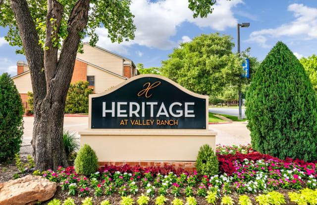 Heritage at Valley Ranch - 9805 N MacArthur Blvd, Irving, TX 75063