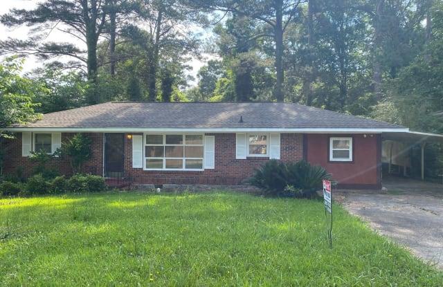 7908 SCARLETT DR - 7908 Scarlett Drive, Clayton County, GA 30236