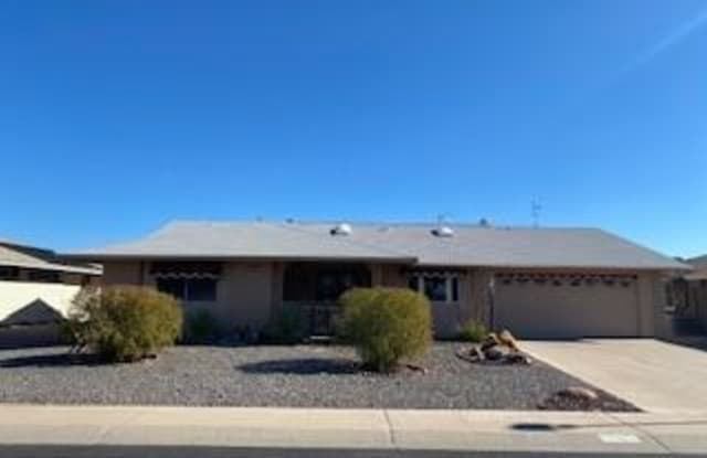14215 N TUMBLEBROOK Way - 14215 North Tumblebrook Way, Sun City, AZ 85351