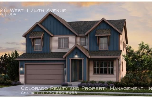 628 West 175th Avenue - 628 W 175th Ave, Broomfield, CO 80023