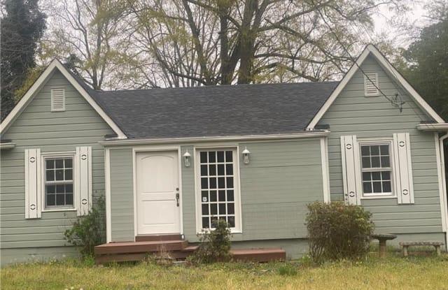 1396 Sylvan Circle NE - 1396 Sylvan Circle Northeast, Brookhaven, GA 30319