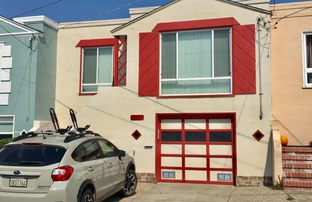 1726 47th Avenue - 1726 47th Avenue, San Francisco, CA 94122