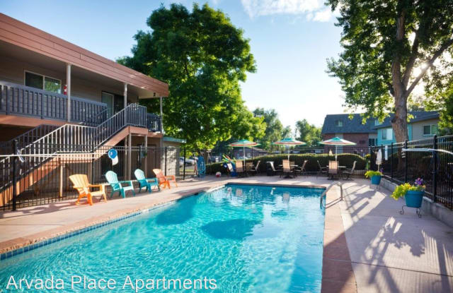 Arvada Place - 7620 West 62nd Avenue, Arvada, CO 80004