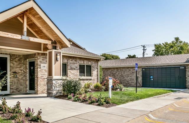 Lakeview Park Apartments - 510 Surfside Dr, Lincoln, NE 68528